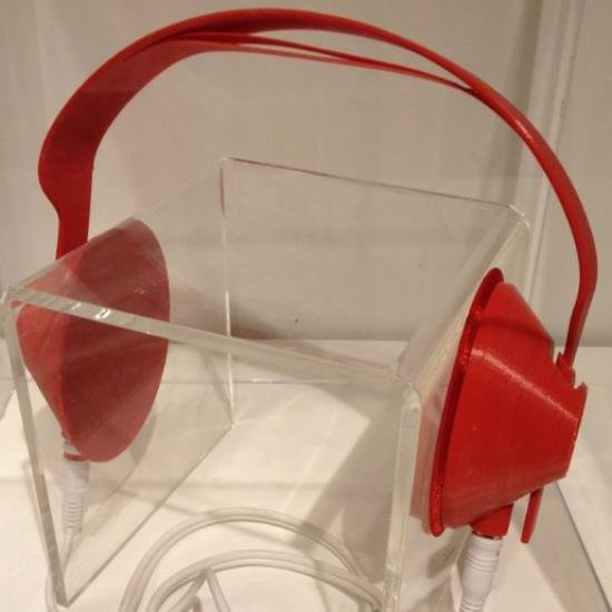 Teague 13.30 3D Printable Headphones