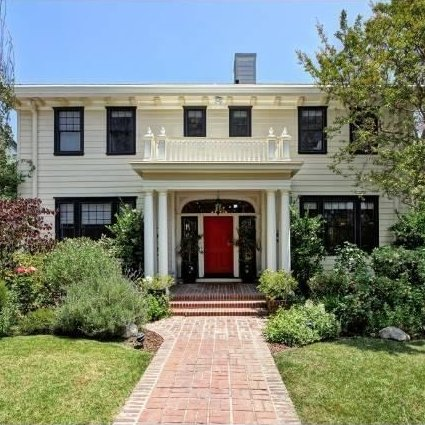 Katherine Heigl's Home Pictures