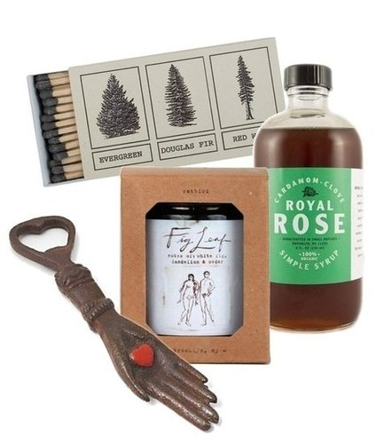 Catbird::C A T B I R D::Good Guests Get Invited Back Gift Set