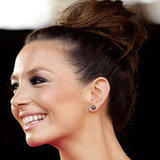 Ricki-Lee's classic smoky eye