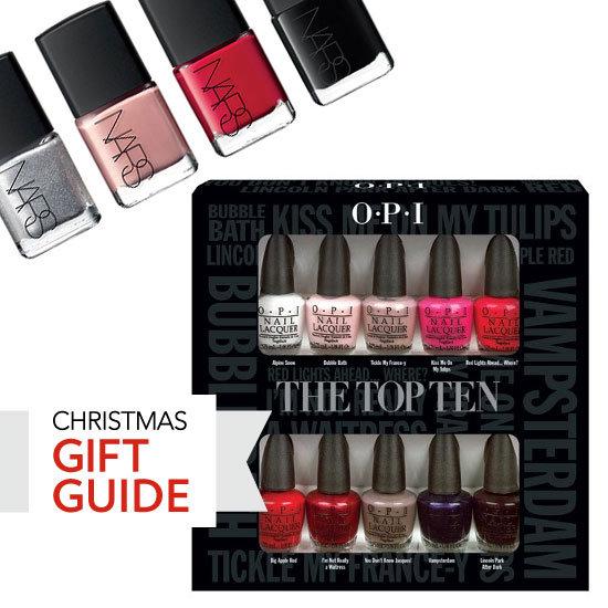 10 Nail Polish Sets for Christmas Presents