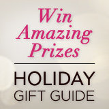 Watch POPSUGAR LIVE! Holiday Gift Guide and Win Amazing Prizes!