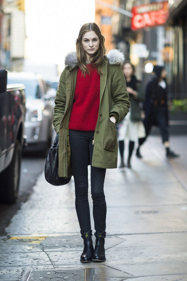 Winter 2012 Street Style 