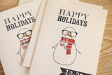 Hipster Christmas Cards