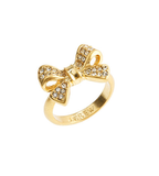 Bow-tied and beautiful — make a sweet statement with this J.Crew Bow Ring ($58).