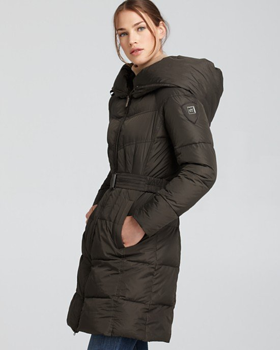 Your ideal puffer coat, in a sleek belted silhouette? Enter ADD Down's Icon Belted Coat ($408, originally $510).