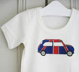 Bye Bye Birdie England's British Union Jack Mini Shirt