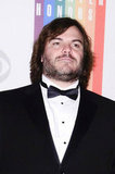 Jack Black was a presenter at the event.
