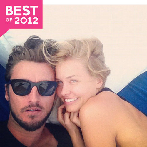 Best Celebrity Twitter, Instagram, Social Media Photos 2012