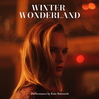 Kate Bosworth Sings in Topshop Holiday 2012 Video