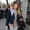 Jessica Alba&#039;s London Outfit