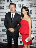Alec Baldwin stepped out with his wife, Hilaria Baldwin, at the Ripple of Hope Gala in NYC.