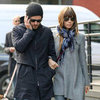 Justin Timberlake and Jessica Biel Arm in Arm in NYC