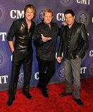 Rascal Flatts arrived at the 2012 CMT Artists of the Year celebration.