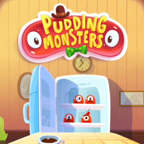 Pudding Monsters Game
