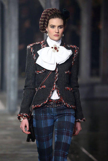 Chanel Métiers d'Art Pre-Fall 2013