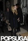 Amanda Seyfried carried her purse.