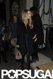 Amanda Seyfried carried her purse.