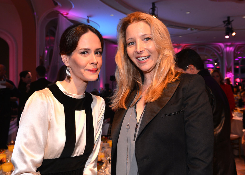 Lisa Kudrow and Sarah Paulson attended the LA event.