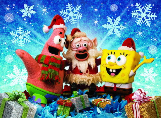 It&#039;s a SpongeBob Christmas!