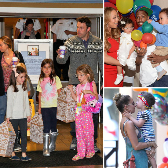 15 Ways Celebrity Tots Party in Style!