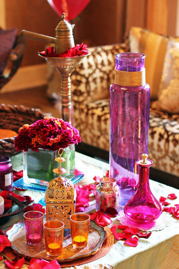 Moroccan Display