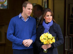 Video: Kate Leaves the Hospital — and Is William Heading Back to Wales?
