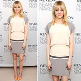 Emma Stone at Revlon Makeup Launch 2012