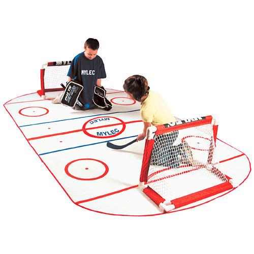 Mini Shini Knee Hockey Rink