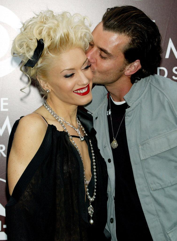 Gwen Stefani and Gavin Rossdale, 2005