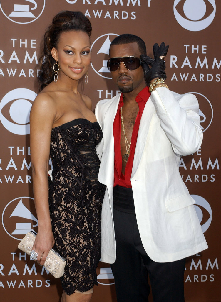 Kanye West and Brooke Crittendon, 2006