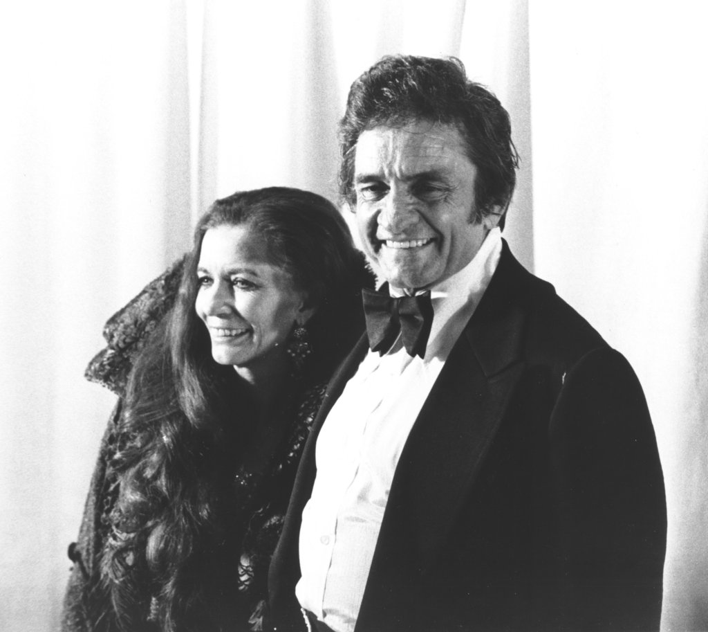 Johnny and June Carter Cash, 1980