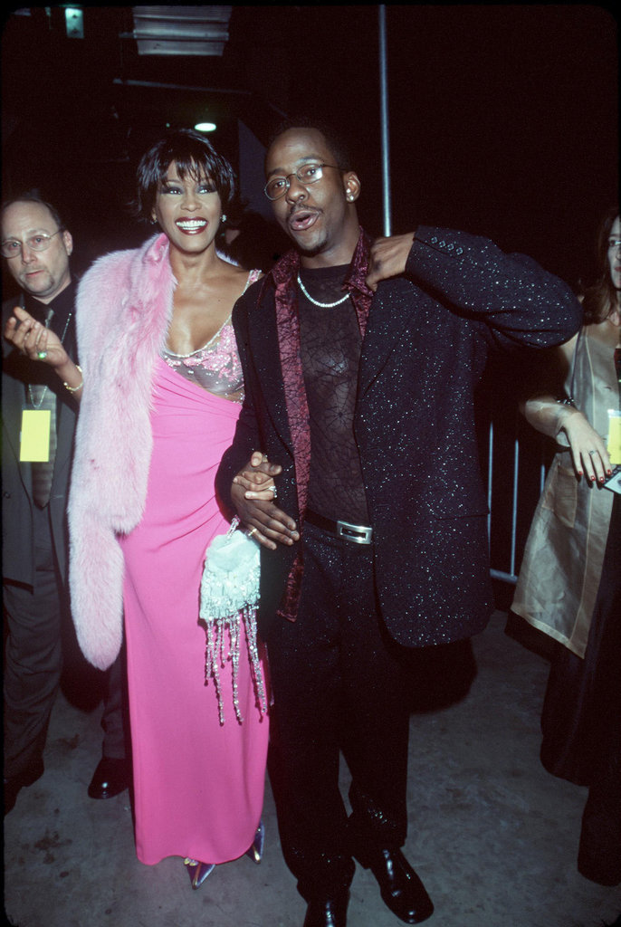 Whitney Houston and Bobby Brown, 2000