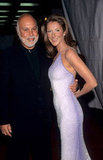 René Angélil and Celine Dion, 1998