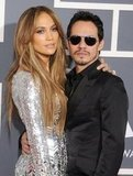 Jennifer Lopez and Marc Anthony, 2011