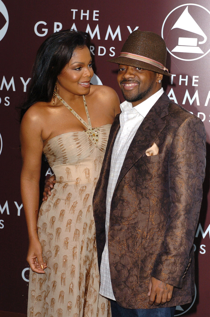 Janet Jackson and Jermaine Dupri, 2005