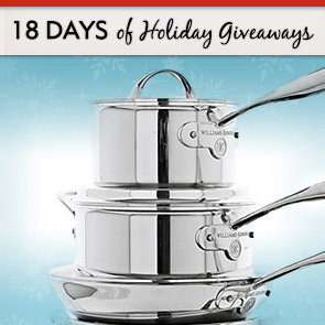Williams Sonoma Giveaway