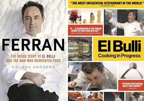 El Bulli Book and Movie