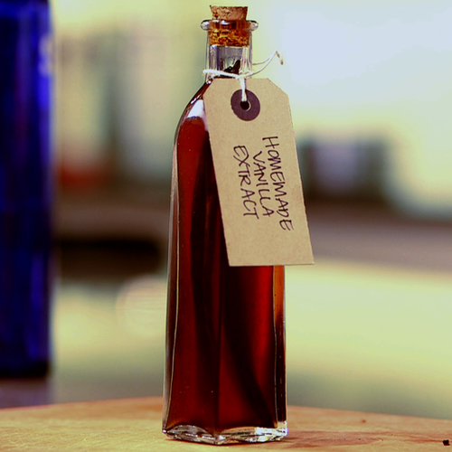 Homemade Vanilla Extract | Video