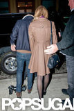 Taylor Swift and Harry Styles Party in NYC With Emma Stone and More