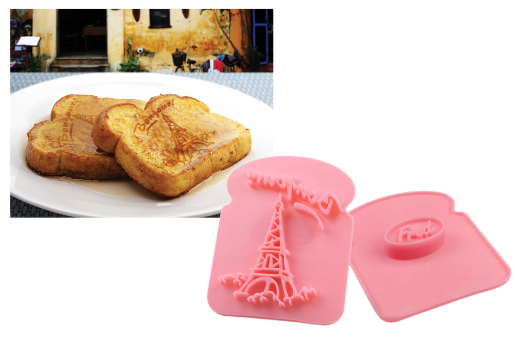 French Toast Stamp