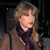Taylor Swift Puts a Ladylike Spin on Winter Look in NYC