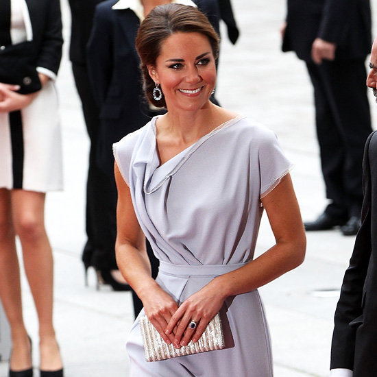 We won't lie — more than a couple squeals of excitement were let out when we heard the news about Kate Middleton! So we celebrated by showing you our favorite Middleton looks!