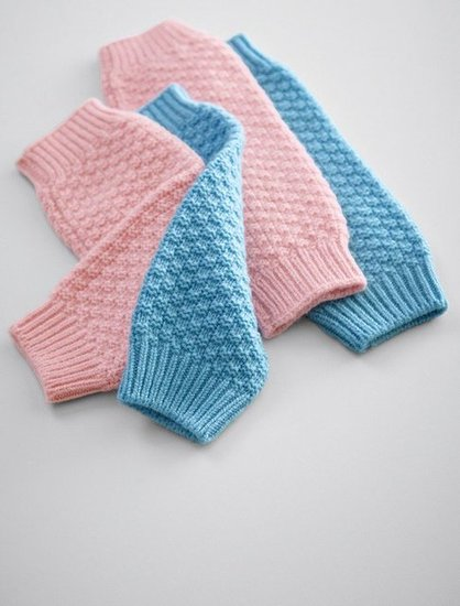 Red Envelope Cashmere Baby Leg Warmers
