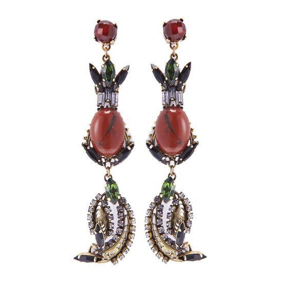 Earrings, $395, Erickson Beamon at Off The Runway