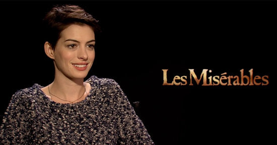 "Anne Hathaway on a Busy 2012 — ""As Soon as I Was Done With Les Mis, I Had to Plan My Wedding"""