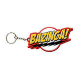 The Big Bang Theory Bazinga! Key Chain ($8)