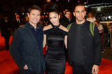 Tom Cruise Gets Star Support at His Big London Premiere