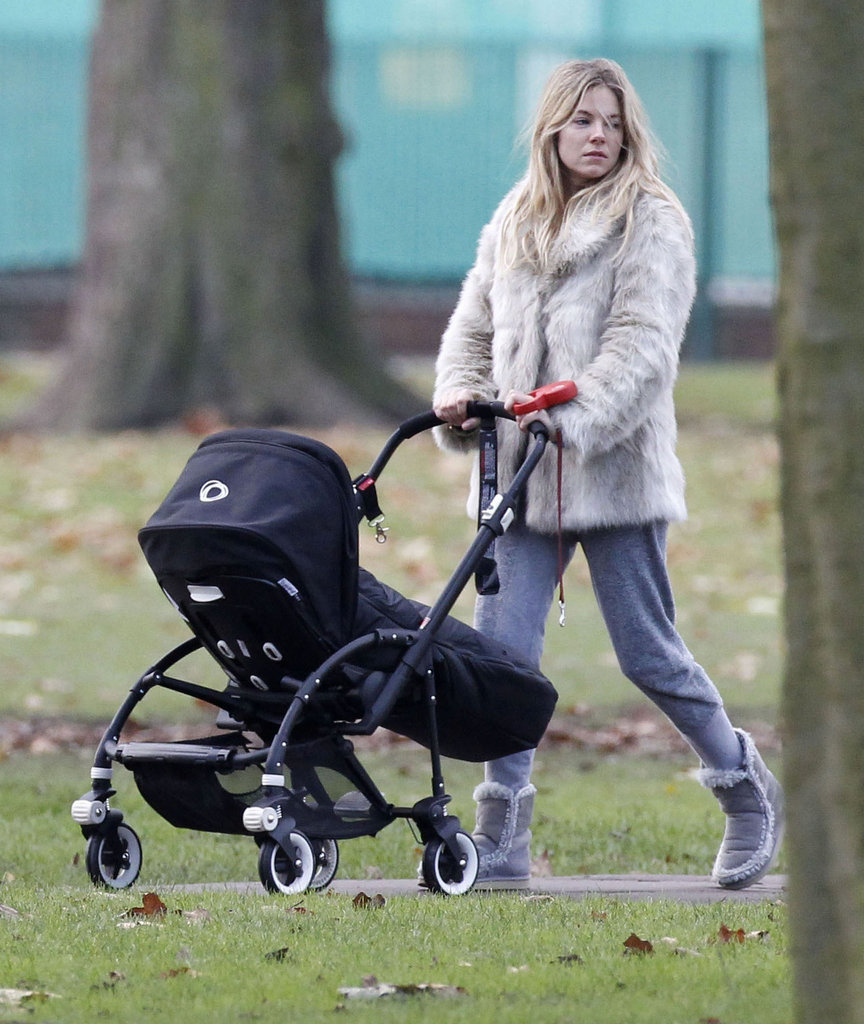 "Sienna Miller Talks Motherhood and Giving Birth — ""I Would Do That Day Every Day"""