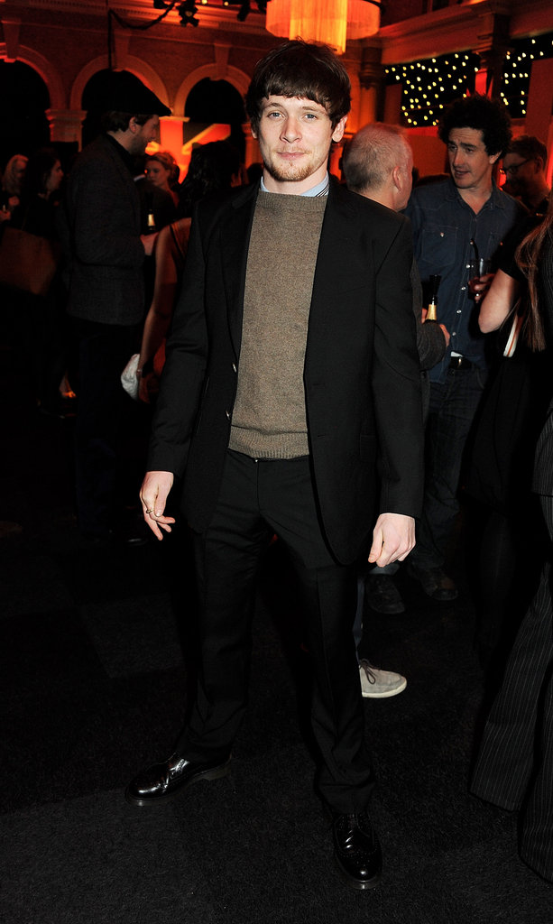 Jack O'Connell went casual at the BIFAs.
